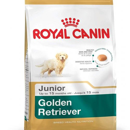 Royal Canin Golden Retriver Junior, 12 kg