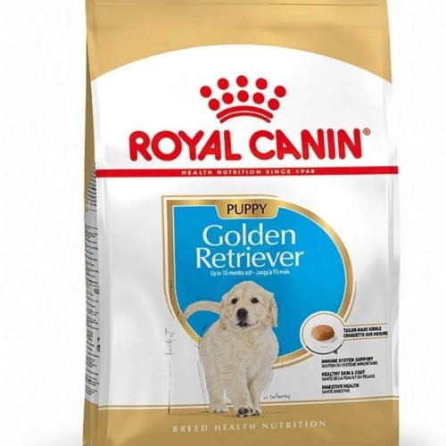 Royal Canin Golden Retriver Junior, 3 kg